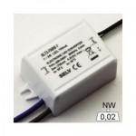 Transformateur 3W LED